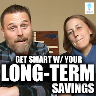 Today, we're gonna talk about how your bank can help you save money for those long-term teacher goals.