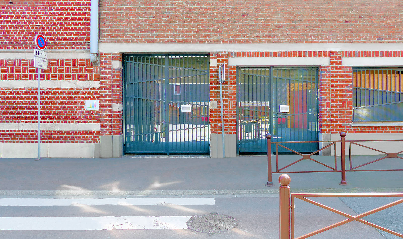 Tourcoing - Ecole primaire Saint Louis