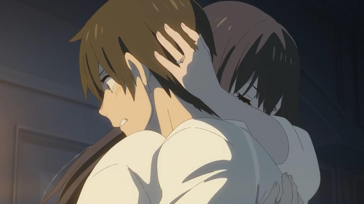 Hina and Hodaka Tenki no Ko