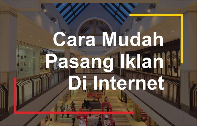 pasang iklan di internet