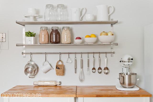 Idee Per La Cucina Fai Da Te.10 Idee Fai Da Te Salvaspazio Per Fare Ordine In Cucina