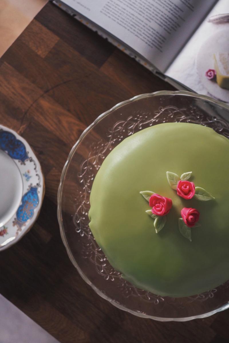 Recette du gâteau de Princesse suédois