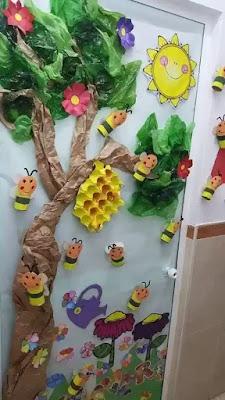 Ide Kreatif Dekorasi Sekolah dengan Nuansa Bunga