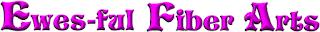 Ewes-ful Fiber Arts logo