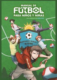 Manual de Fútbol para niños y niñas