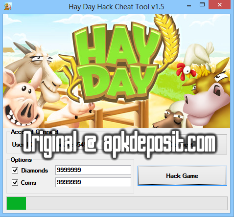Hay Day Hack Cheat Tool v1.5 [Updated July 2013] ~ Samsung ...