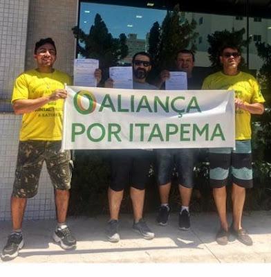 Aliança por Itapema