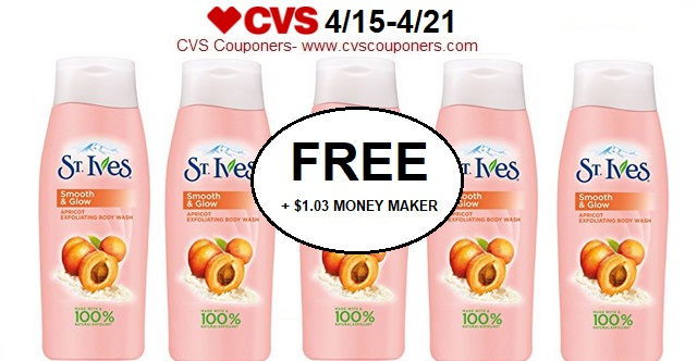 http://www.cvscouponers.com/2018/04/free-103-money-maker-for-st-ives-body.html