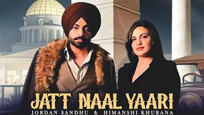 Jatt Naal Yaari Sung By Jordan Sandhu LyricsTUNEFUL