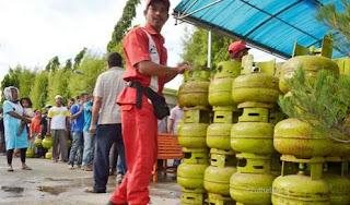 Harga Gas Elpiji 3 Kg Tahun 2020 Naik Jadi Rp 35.000