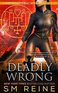 Deadly Wrong by S.M. Reine