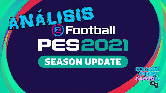 eFootball PES 2021 Season Update - Portada