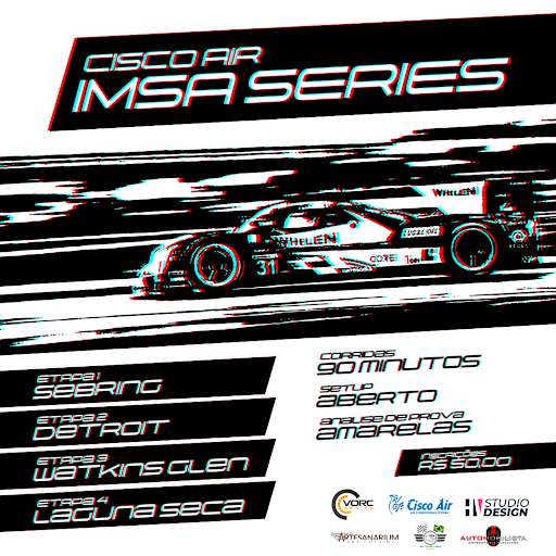 Cisco Air IMSA Series (em breve)