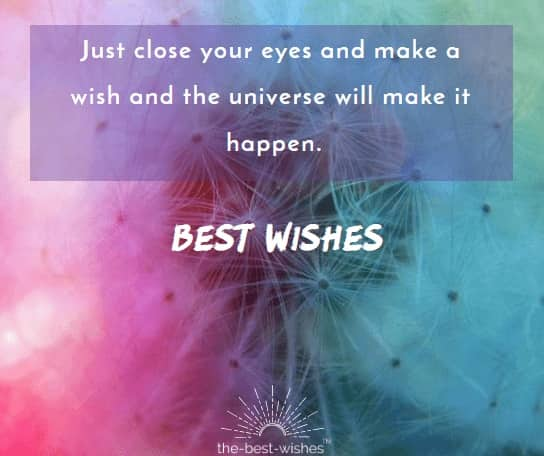 Best Well Wishes Quote