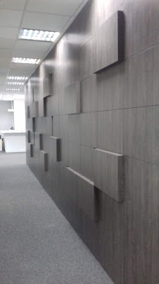 Interior design office Sabson Energy kontraktor pameran booth