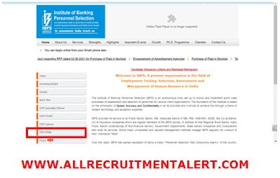 IBPS CRP RRB X Recruitment 2021