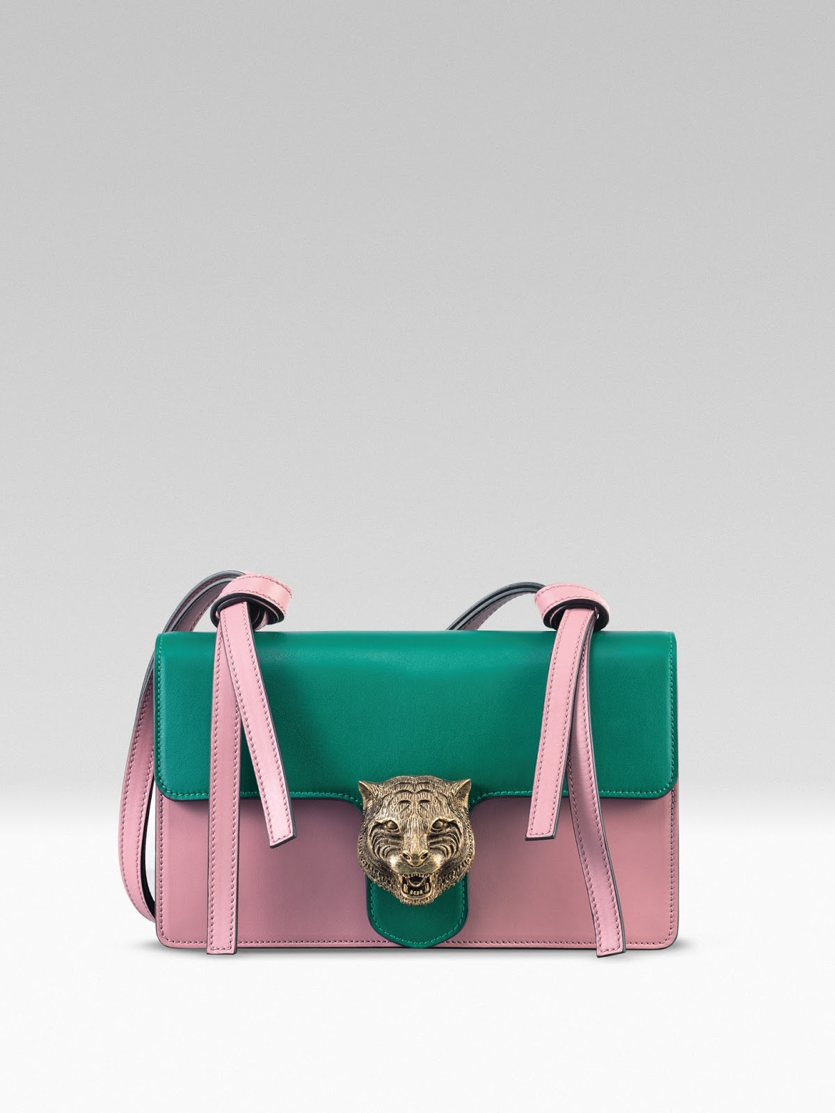 Gucci's Animalier Shoulder Bag