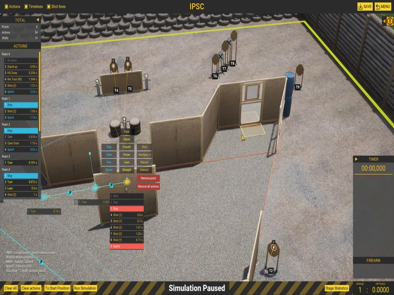Download Practical Shooting Simulator Free Full Game For PC