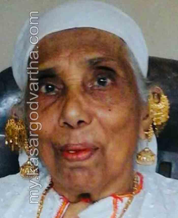 Mariyam Hajjumma passed away