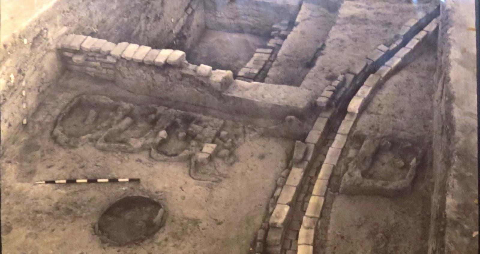 ciudades perdidas en la India Kalibangan, Rajasthan india