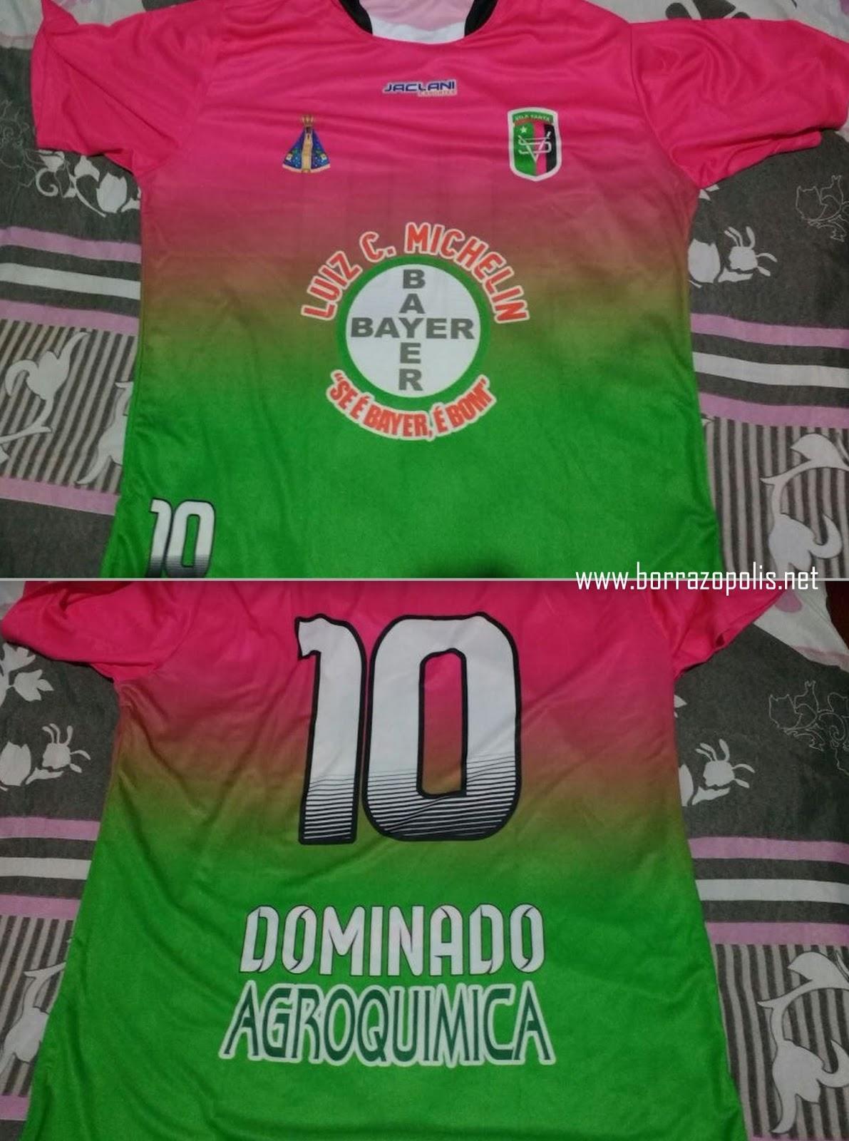 6aa117f5e1 Vereador Dominado entrega uniforme para time de futebol feminino da Vila  Santa