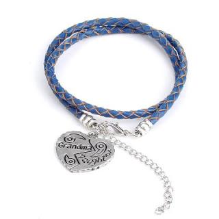 Florence Scovel Jewelry Grandma Daughter - Blue HSB