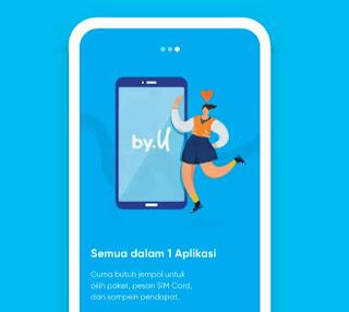 by.U APK Kartu Provider Internet Terbaru