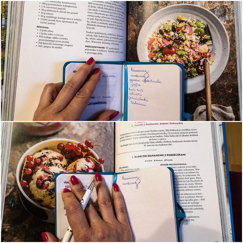 Pomysł na szybki deser i kolację, czyli Lunchbox na każdy dzień