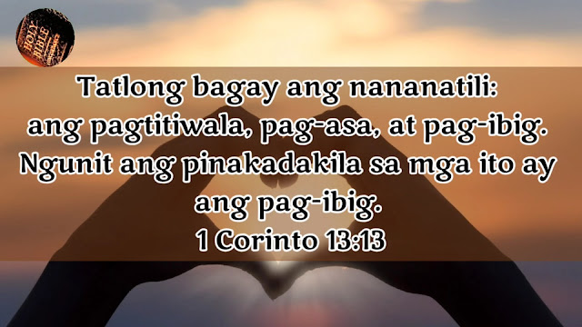 Give Thanks ToThe Holy One Bible Verse About Love