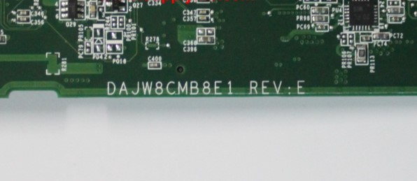 DAJW8CMB8E1 REV E Dell vostro 5470 Clear ME Bios
