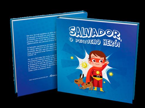 PRIMAVERA equipa Bibliotecas Escolares com livro infantil sobre a pandemia