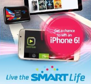Experience the Smart Life at SM Mall of Asia and Win an iPhone 6