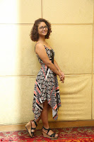 Actress Aditi Myakal Looks gorgeous in Sleeveless Deep Neck Top at Ami Tumi success meet ~  Exclusive 179.JPG