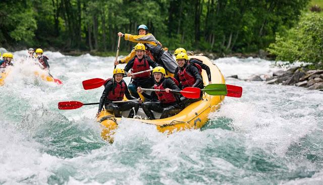 Türkiye'de rafting yapılacak yerler