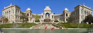 El Palacio Longchamp, Marsella.