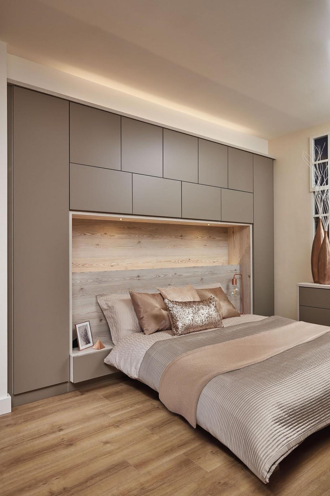 Cozy Minimalist Bedroom Decorating Ideas in 2019