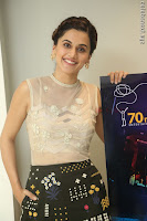 Taapsee Pannu in transparent top at Anando hma theatrical trailer launch ~  Exclusive 063.JPG