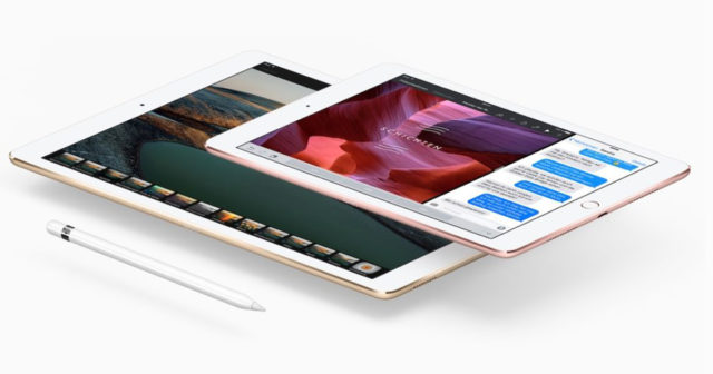 """geekbench-chip-a10x-a10-apple-640x336 The new 10.5 """"iPad Pro with A10X processor will be distributed in 2017 Technology"""