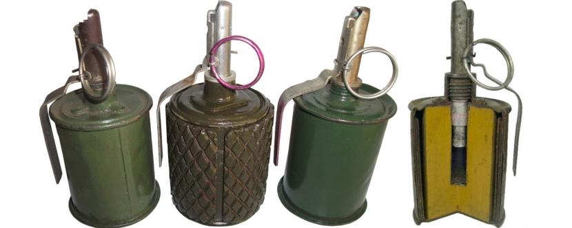 Ручна осколкова граната РГ-42