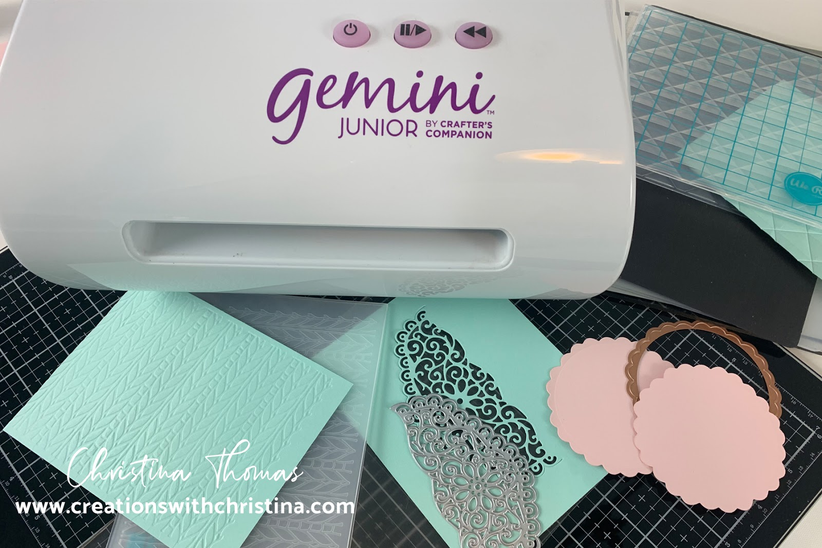 Gemini by Crafter/'s Companion Under the Mistletoe Neu!!