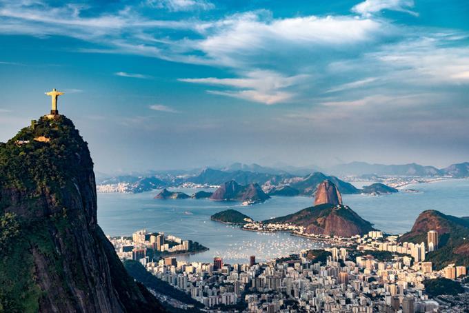Lo que puedes ver en Brasil, país al que los dominicanos no necesitan visa para viajar