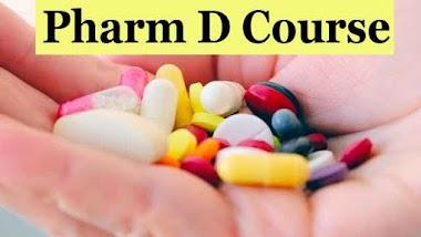 Pharm D Course Important Information