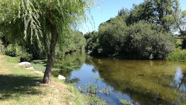 Piscina Fluvial de Porto Carrero