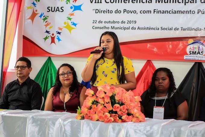 VIII Conferência Municipal de Assistência Social em Turilândia