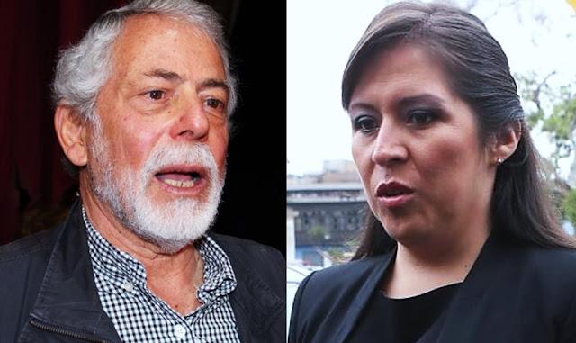 Gorriti a  Vilcatoma: Hace lo posible para impedir acuerdo con Odebrecht