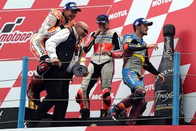 Lorenzo: Ada Saatnya Marquez Mandi Krilik Seperti Rossi