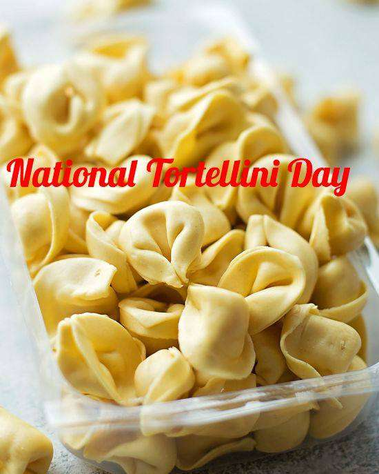 National Tortellini Day Wishes Beautiful Image