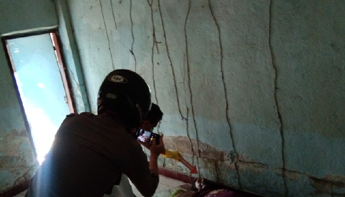 Penemuan Mayat Pria Gegerkan Warga Jalan Jenderal Sudirman Sinjai