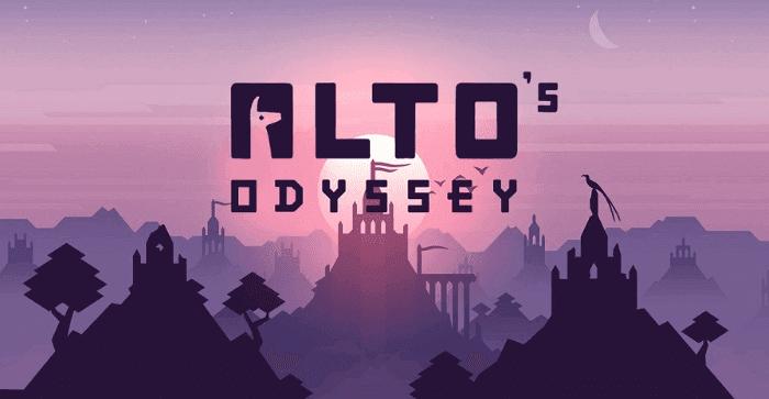 Alto's Odyssey تحميل أفضل ألعاب اندرويد بدون نت أوفلاين 2021 مجانا بجودة عالية