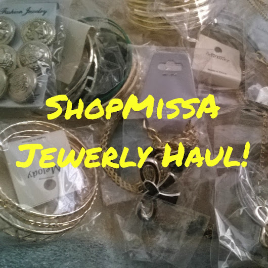 Recent Purchases: ShopMissA Haul + Instagram giveaway!